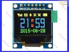 0.95'' RGB Color SPI OLED LCD screen 96*64 65K display module 3.3-5v SSD1331