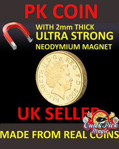 Pound coin and penny trick - Mercedes gla bon coin immobilier