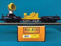 Mth Railking O/o27 30-7938 York Searchlight Car