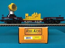 MINT MIB MTH RAILKING Southern Pacific Operating Searchlight Car 30-7938