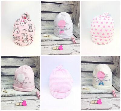 Baby Kids Girl Cute Cotton Beanie Cap Hat Autumn Spring Sowa