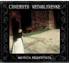Camerata Mediolanense - Musica Reservata [New CD] Deluxe Edition