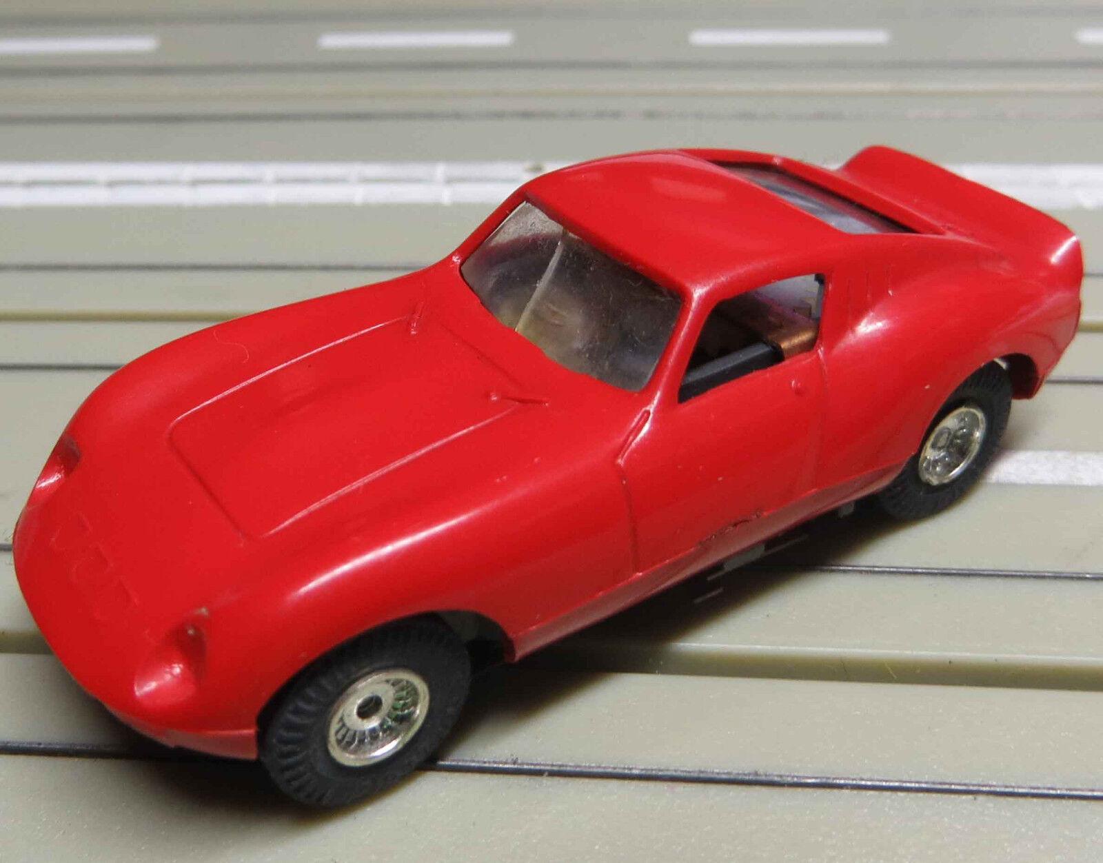 Faller Ams Ferrari Gt con Motore Piatto Armatura+ + Nuovi Repro Maturo