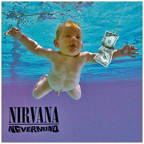 LP Nirvana - Nevermind vinile