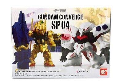 Bandai FW Gundam Converge SP 04 Set (Hyaku Shiki & Qubeley)