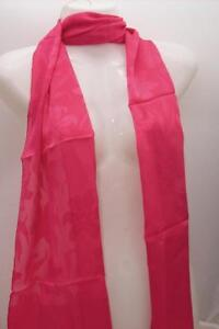 Scarf-Foulard-donna100-Silk-A-Salmon-Italy-Fuchsia-OMA19