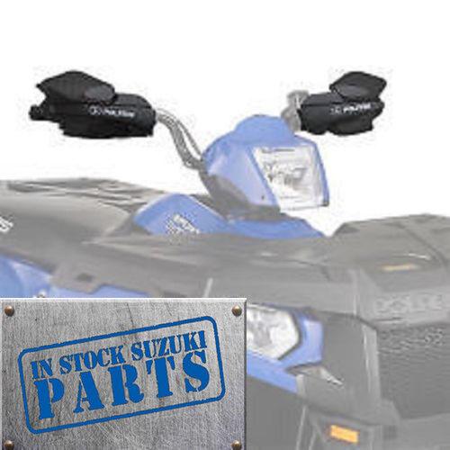 Polaris Genuine OEM Handguards Black New 2008-2020 Sportsman Scrambler