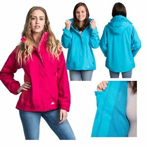 Trespass-Womens-Waterproof-Jacket-Hiking-Camping-Raincoat-with-Hood