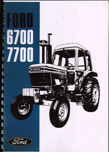 Ford-034-6700-and-7700-034-Tractor-Operator-Instruction-Manual