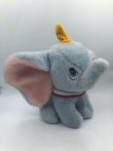 The-Walt-Disney-Company-Dumbo-Grey-Elephant-Plush-Kids-Soft-Stuffed-Toy-Doll