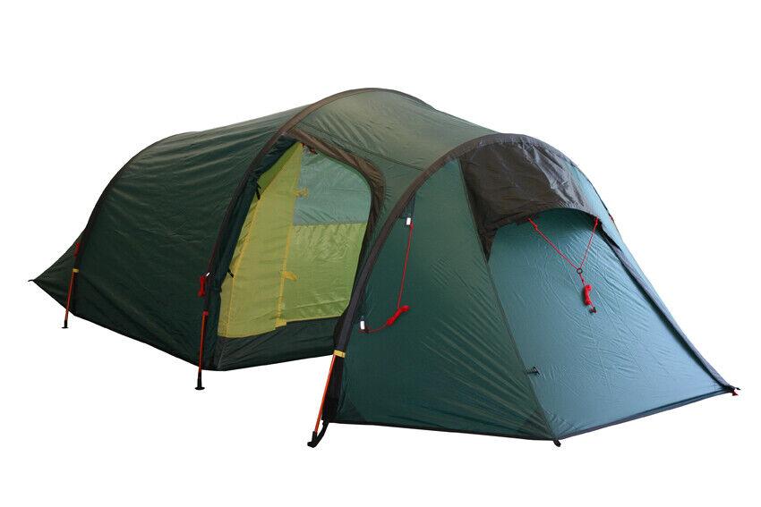 Rejka Antao II light XL-muy ligero y viento estable tienda de túnel para 2 personas