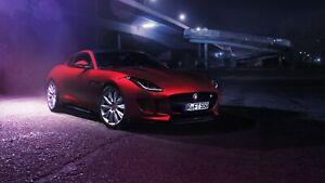 Jaguar-F-Type-R-Auto-Car-Art-Silk-Wall-Poster-Print-24x36-034