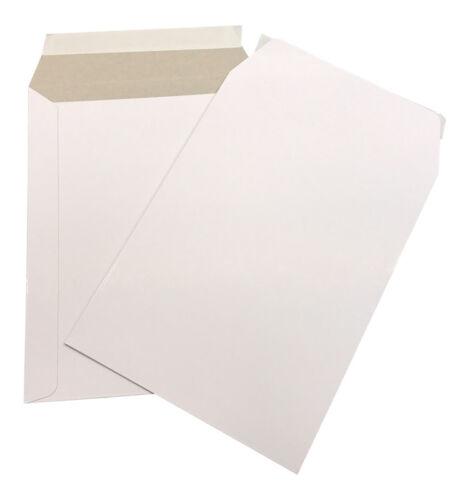 50-6x8 Cardboard Envelope Mailers Flat Self-Seal Photo Mailer Shipping