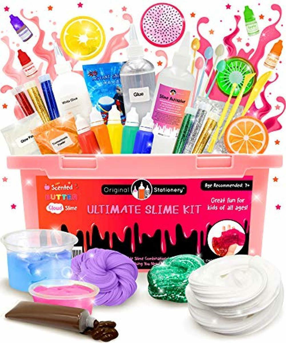 DIY Ultimate Slime Kit  Schleim-Kit mit Schleimzusätzen fü