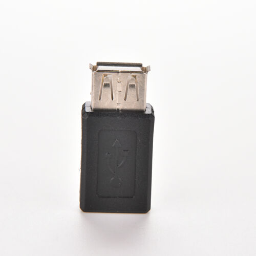 Firm USB 2.0 A Male to Micro USB B Female M//F Adapter Converter ConnectorV#a
