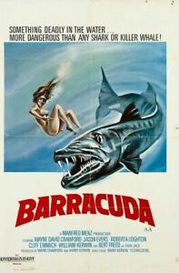 BARRACUDA-SUPER-8-COLOUR-SOUND-3-X-400FT-CINE-8MM-FILM-CULT-MARKETING-RELEASE