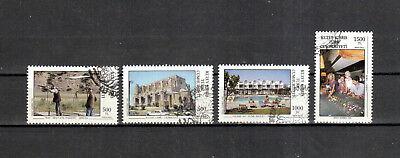 Temperamentvoll Türk.zypern Michelnummer 328-331 Gestempelt europa:5229 Briefmarken