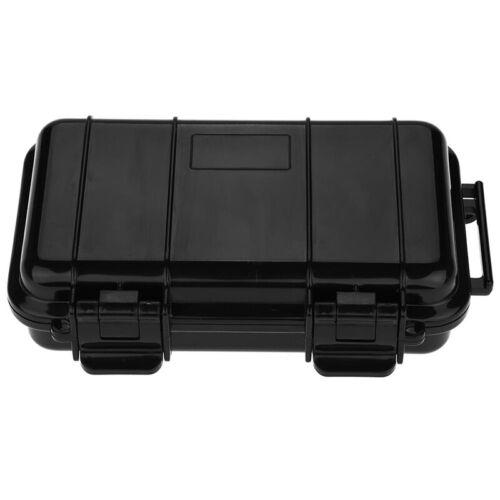 Outdoor Wasserdicht Stoßfest Kasten Aufbewahrung Koffer Behälter Box 3 Größe