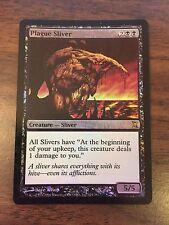 Plague Sliver // Foil // Time Spiral // MTG Magic the Gathering