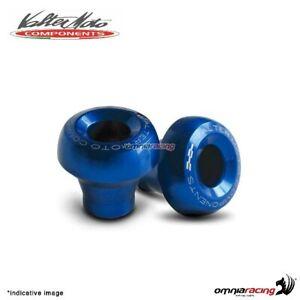 Tamponi-paratelaio-Valtermoto-STREET-blu-kit-adattatori-per-Yamaha-R1-2005