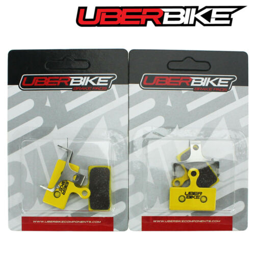 Uberbike Shimano G02A replacement Disc Brake Pads