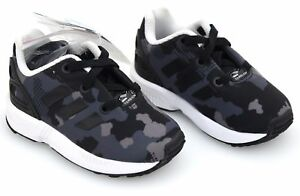 purchase cheap c629f 9a4d1 Image is loading Adidas-Junior-Child-Shoe-Sneaker-Casual-Camouflage-Article-