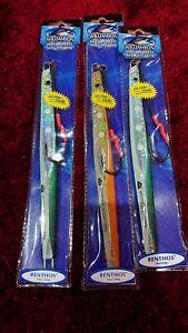 Pack-Of-3-Williamson-Benthos-Speed-Jigs-Assorted-Speed-Jigs