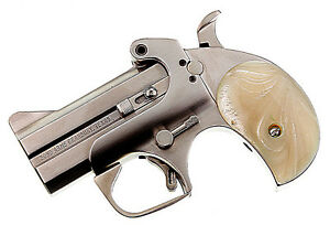 fits bond arms derringer grips white mother of pearl grips high