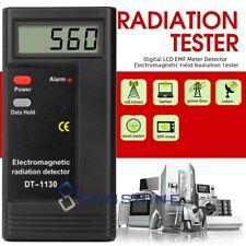 Electromagnetic Radiation Detector Emf Meter Tester Ghost Hunting Equipment Us
