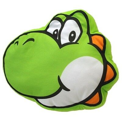 NINTENDO - Kissen Yoshi 28cm / cushion pillow - NEU - NEW