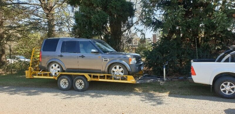 Car Trailers For Hire / Rent