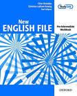 New English File: Pre-Intermediate: Workbook: Pre-intermediate level: Workbook by Paul Seligson, Christina Latham-Koenig, Clive Oxenden (Paperback, 2005)