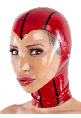 Girl latex catsuit Everything Latex