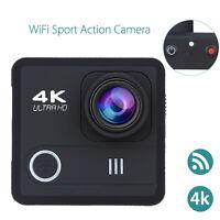 M21 4k/30fps 16mp Wifi Sport Action Camera Dv Helmet Diving Cam Waterproof Mov