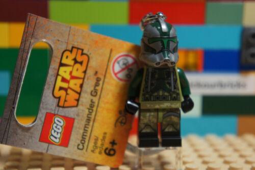 LEGO 853474 Star Wars Rebels COMMANDER GREE Keychain Minifigure Accesories Bnew