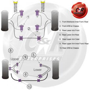 Audi-RS2-8C-Powerflex-Complete-Bush-Kit-Alloy-Wishbones
