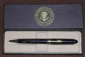 Early-President-Clinton-Gift-Pen-with-Presentation-Box