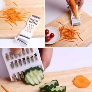 Vegetable-Fruit-Chopper-Salad-Dicer-Grater-Peeler-Kitchen-Tool-G6X1
