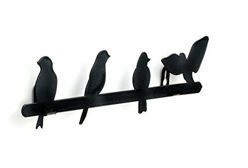 Kikkerland BIRD IS THE WORD JK09 Jewelry Hanging RACK/HOLDER ring,necklace