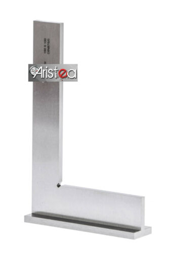 Präzisions Anschlagwinkel Winkel Kontrollwinkel INOX 300x200 mm DIN 875//0