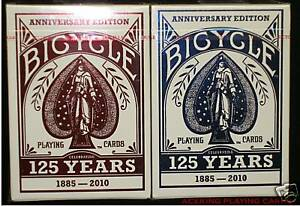 12-Decks-Bicycle-125th-Anniversary-Playing-Cards