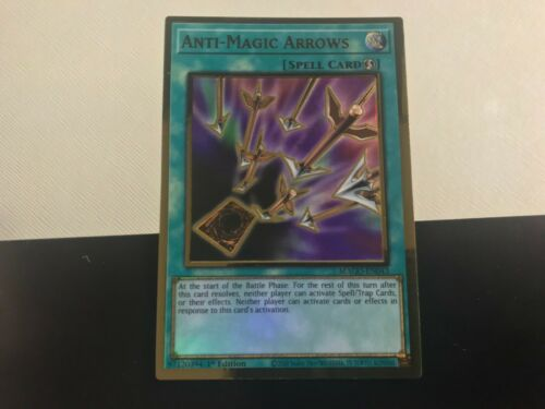 YUGIOH MAXIMUM GOLD SINGLES MAGO-EN IN-HAND
