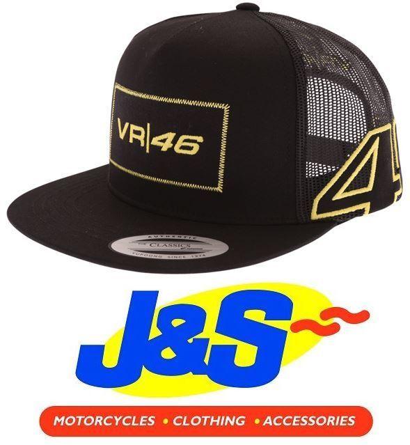 VR46 Trucker Cap Valentino Rossi Motorcycle Motorbike Hat Baseball Moto GP  J s for sale online  047ae7be69b