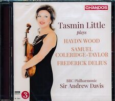 Tasmin Little Plays Haydn Wood COleridge-Taylor Delius BBC Philharmonic Davis