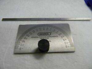 General-Protractor-and-Depth-Gage-0-to-6-Inch-Rule-Meas-Range-19