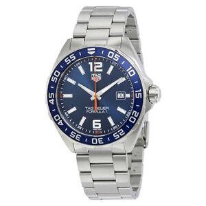 tag heuer formula 1 mens watch waz1010 ba0842 image is loading tag heuer formula 1 mens watch waz1010 ba0842