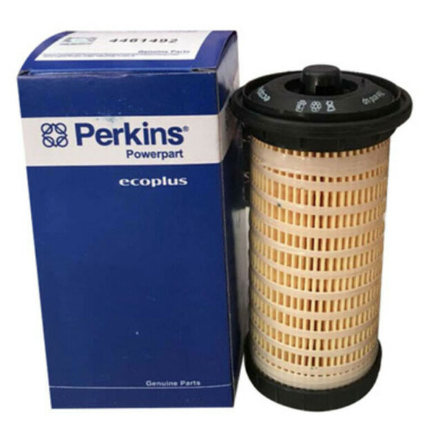4pcs perkins fuel filter kit 4461492 for sale online | ebay  ebay