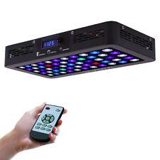 VIPARSPECTRA Timer Control 165W LED Aquarium Light Full Spectrum Reef Coral Tank