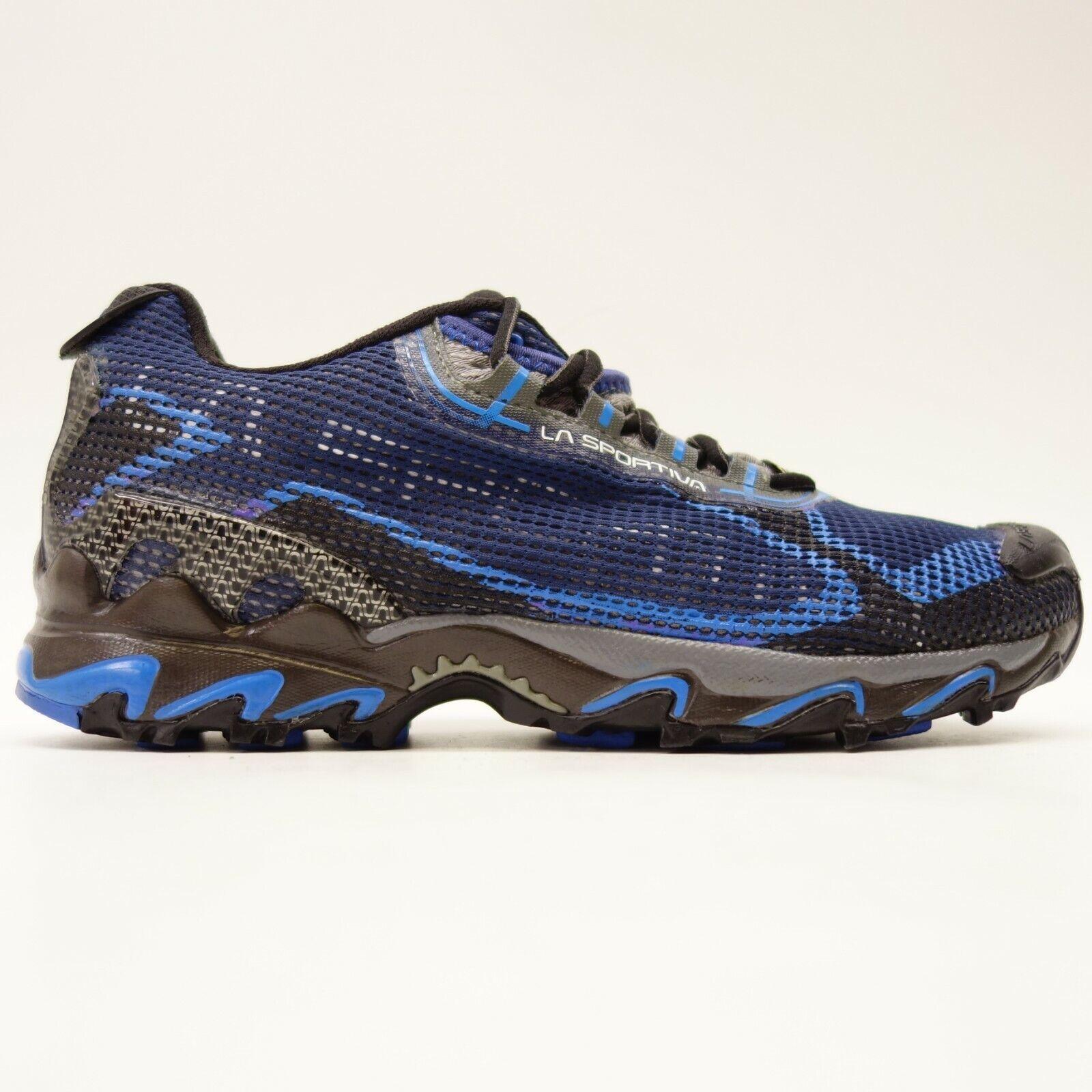 La Sportiva Wildkatze US 9,5 Eu 42,5 Blau Athletic Traillauf Herren Schuhe