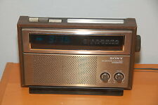 Vintage Sony Clock Radio Dream Machine ICF-C815W